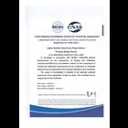 中国CNAS試験所認定取得のお知らせ-GB規格のCNASロゴ付き試験レポートの発行が可能となりました-