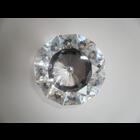 「ダイヤモンド」の切削加工品(アクリル透明材)