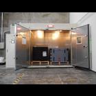 製品に関する温湿度サイクル試験、衝撃試験