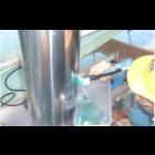 油圧シリンダーロッドのめっき補修事例