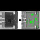 AIを用いたX線透過画像からのボイド率測定ソフトウェア