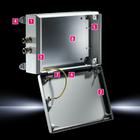 【中継用ボックス】世界各国の認証付き『KL ターミナルボックス』工業分野において幅広く使用可能