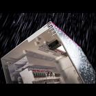 あらゆる気候に耐える屋外用筐体『AX プラスチックボックス』